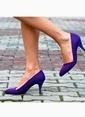 Sothe Shoes Klasik Ayakkabı Mor